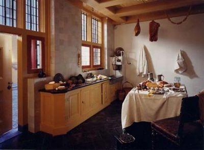 rembrandthuis_cucina