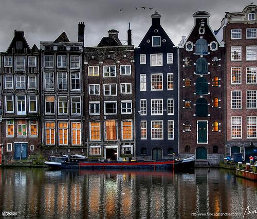 Un paseo por el centro de amsterdam turismo amsterdam for Hoteles en el centro de amsterdam