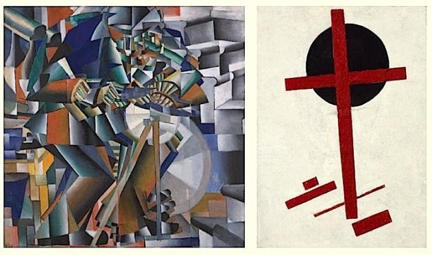 Kazimir Malevich y el Avant-Garde ruso