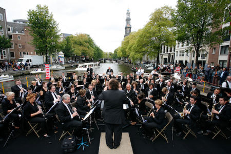 festival canales amsterdam