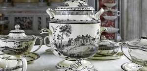 porcelana rusa en el hermitage