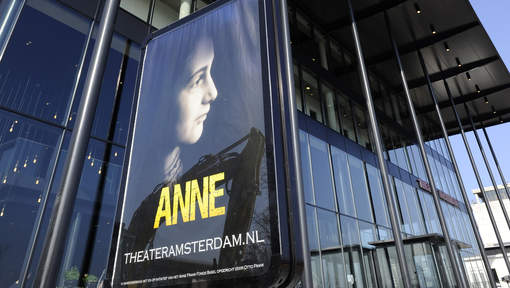 Anne Frank en el Theater Amsterdam