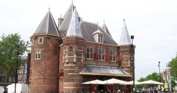 Un hito de Ámsterdam