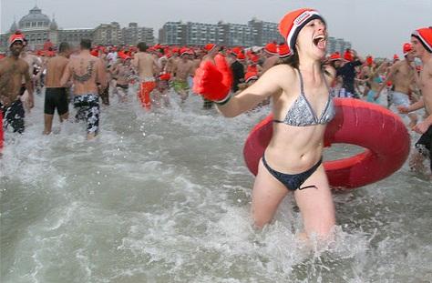 Celebra el año nuevo en Holanda