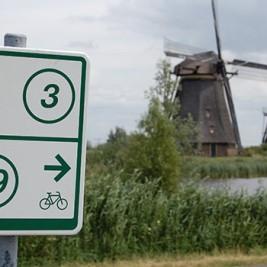 Conoce Holanda en un bicicleta
